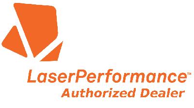 laser performance authorized dealer - 400px