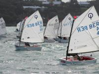 Around Bermuda in an Optimist – Accomplished