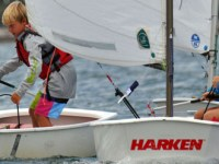 Youth Sailing at the Rochester Yacht Club