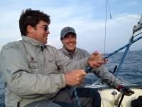 Shoreline Interview: Doug Burtner of Haarstick Sailmakers