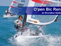 O'pen Bic Rental at Shoreline