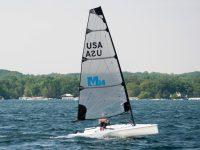 Melges 14: Evolving Singlehanded Sailing