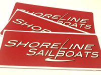FREE Shoreline Sailboats Sticker!