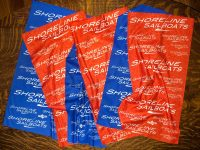 Shoreline Sailboats Full Face Bandana