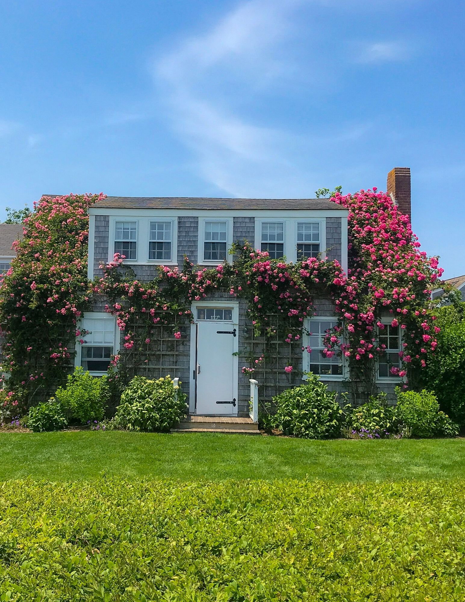 Nantucket Rose Covered Cottages in Sconset-6