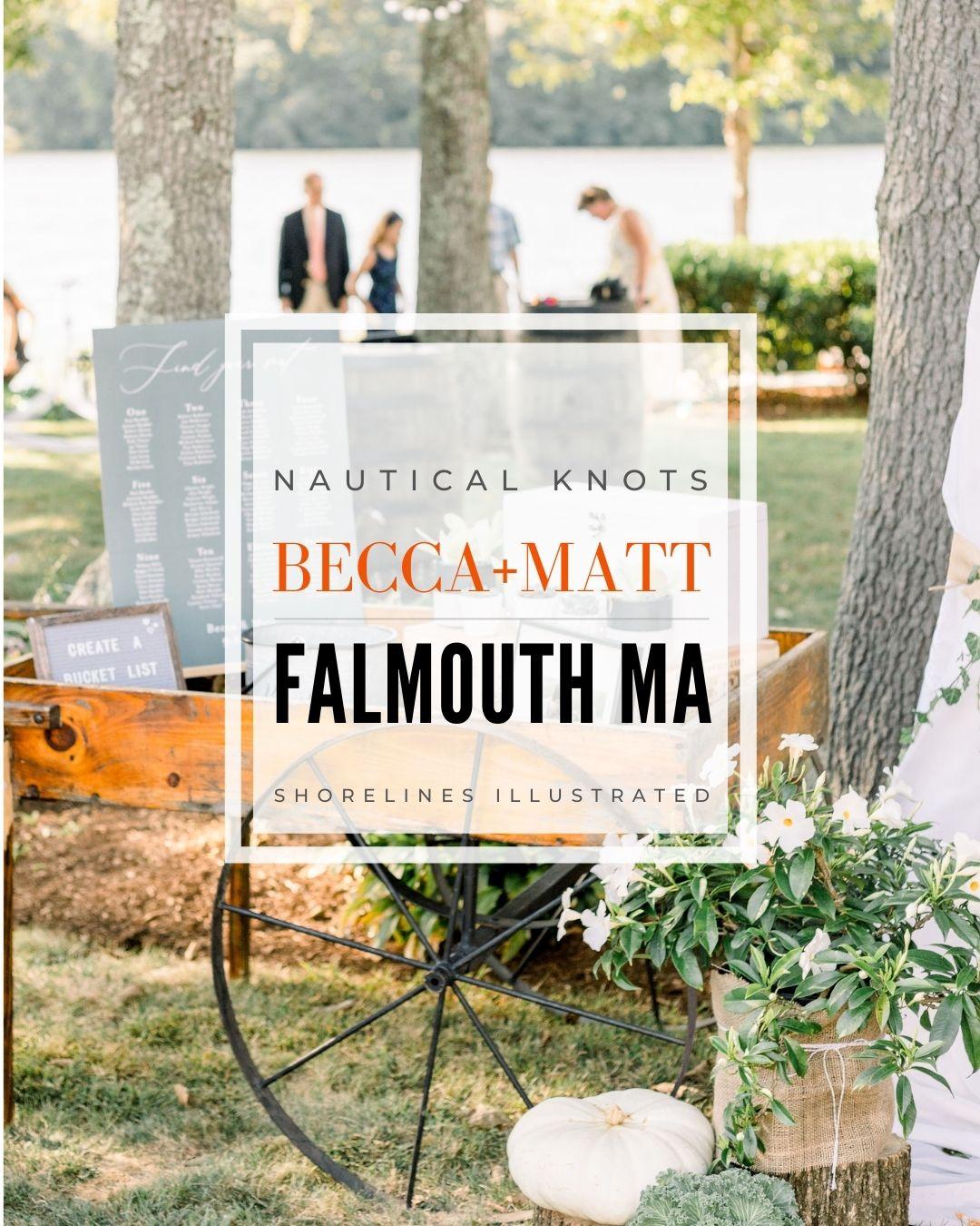 Cape Cod Weddings Becca and Matt-1