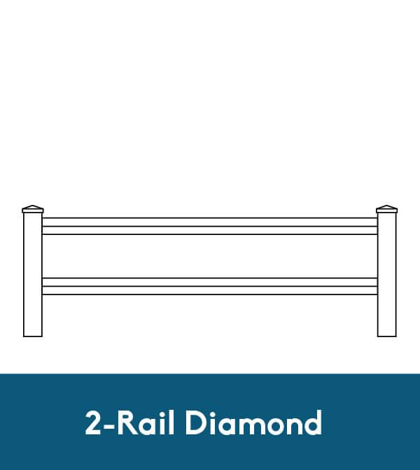 2-Rail Diamond