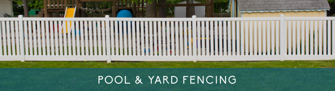 Pool-and-Yard-Fencing-Slider-3 ... & Pool \u0026 Yard | Shoreline Vinyl