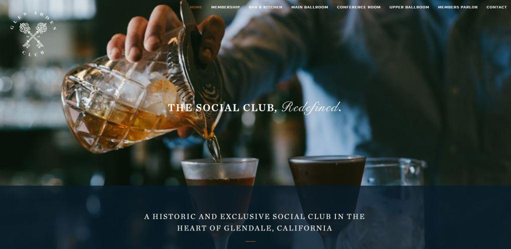 Glen Arden Club Glendale