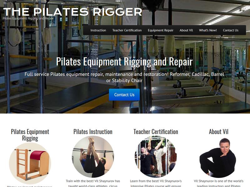 PilatesRigger.com