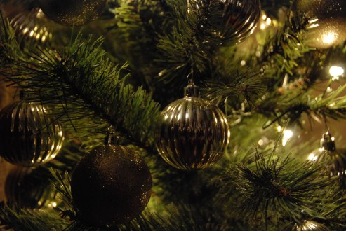 Holiday RV Decorating