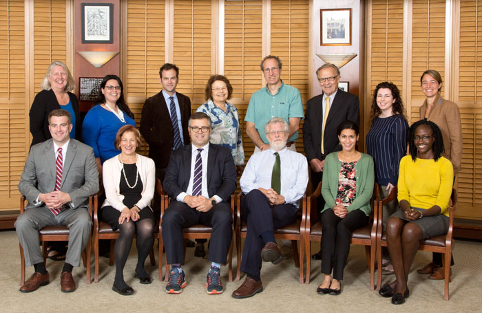 Shorenstein Center faculty and staff