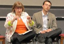 Julie Rovner, NPR, and Ezra Klein, Washingtonpost.com and Newsweek.