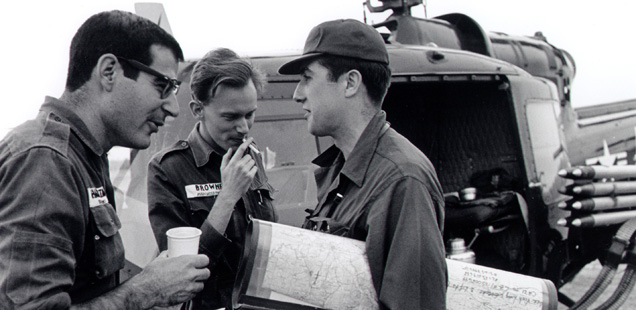 "Film: ""Dateline - Saigon"" featuring Q&A with director Tom Herman, Bob Schieffer and Tom Patterson"