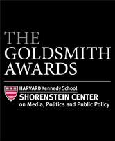 Behind the Reporting: The Goldsmith Award Finalists