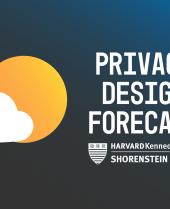 Privacy Design Forecast 2019