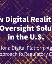New Digital Realities; New Oversight Solutions