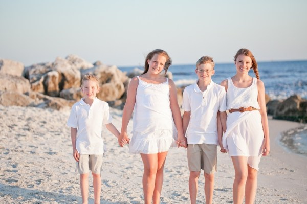 Alabama Photographers Beach Portraits