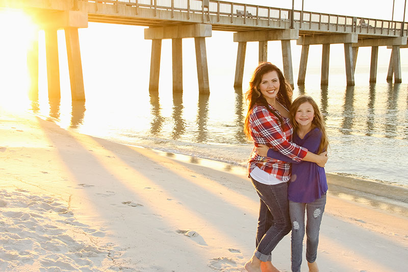 girls weekend sunrise beach photography gulf shores panama city beach portraits myrtle beach family photography lifestyle photographer destin