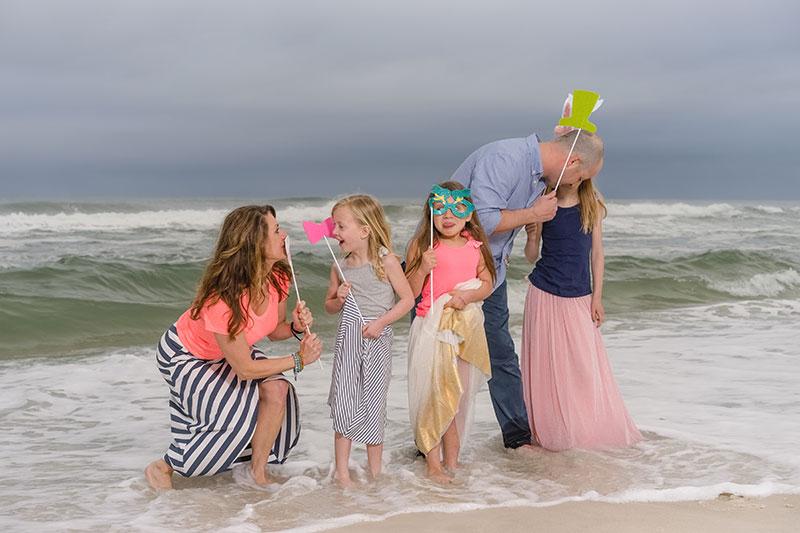 Panama City Beach Family Photography Panama City Beach Portraits Florida Photography
