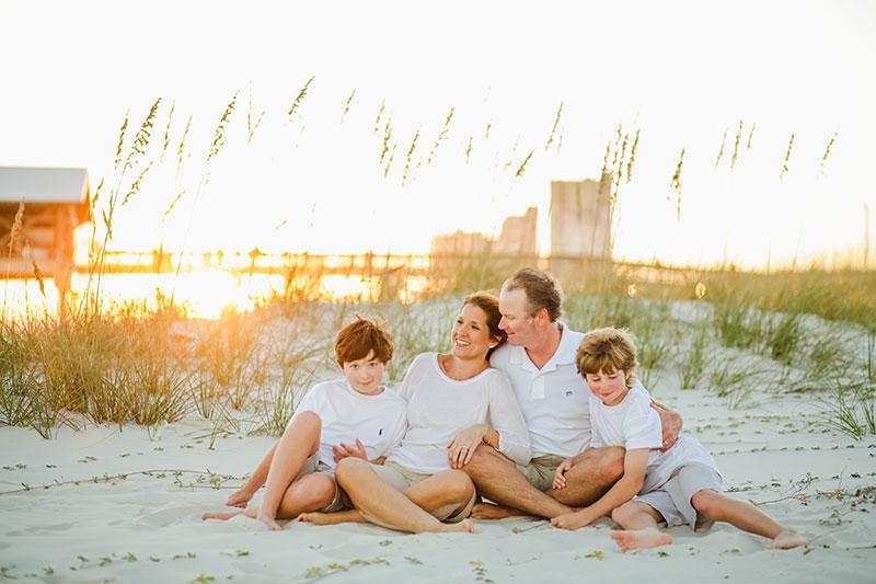 gulf shores photographer fall sunset photography beach portraits destin panama city beach pictures
