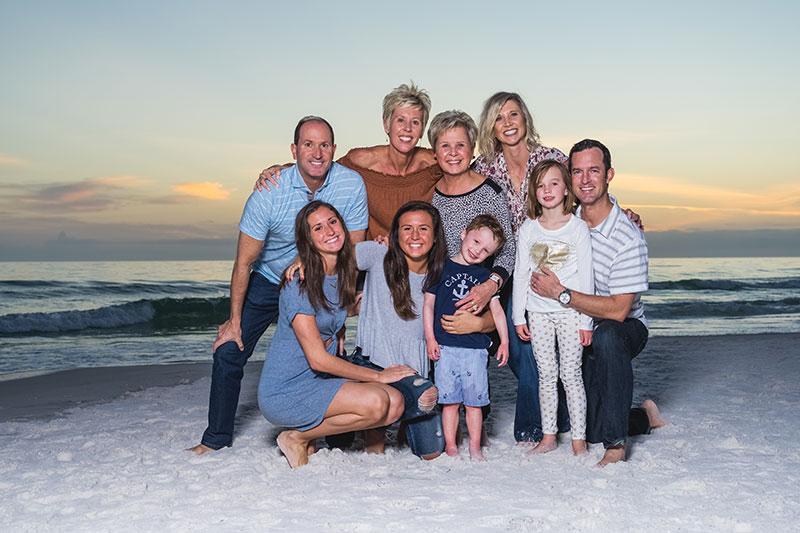 family photography 30A Santa Rosa Beach Photographers