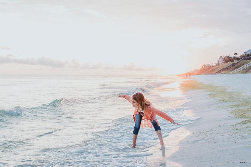 Beach Portraits 30A Santa Rosa Beach Photographer Seaside Photography Rosemary Beach Photographers