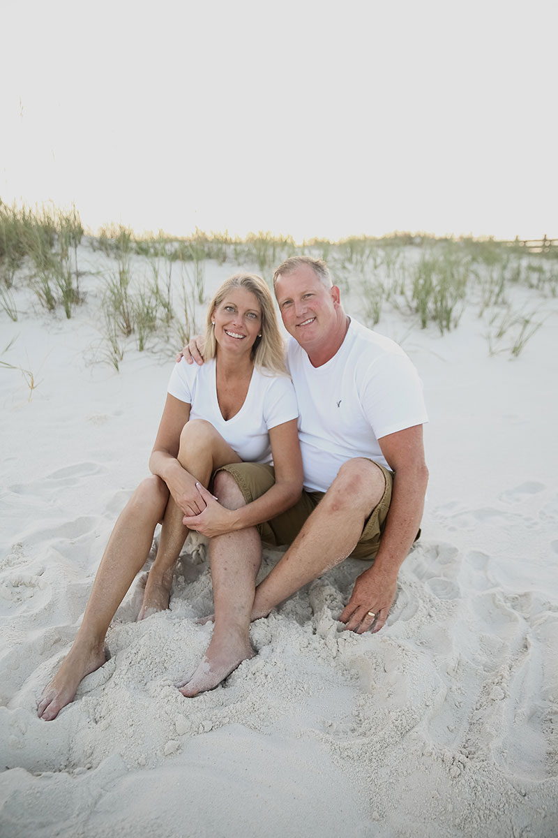 Sunrise Beach Portraits Orange Beach Alabama Point Photography Gulf Shores Photographers Perdido Key Pictures