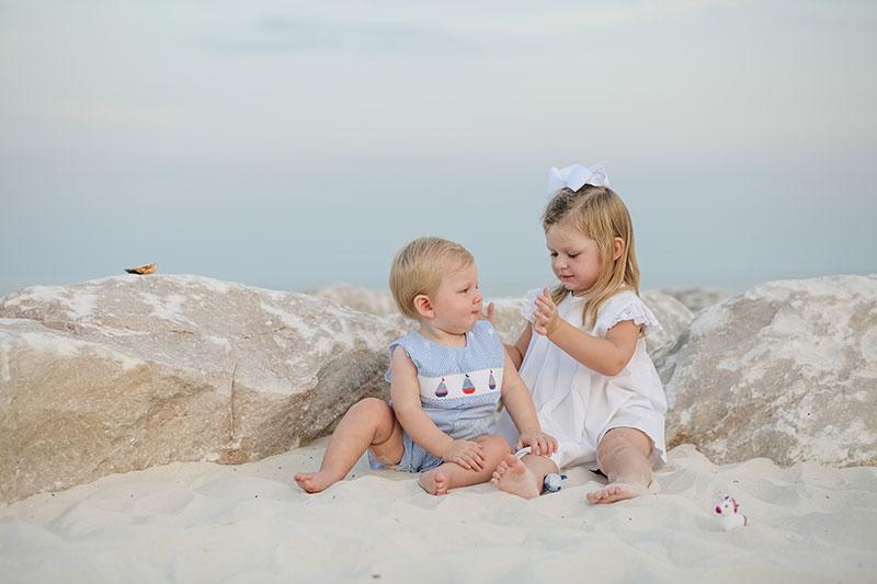 Growing Family Orange Beach Photography Orange Beach Family Photography Gulf Shores Beach Portraits Alabama Photographers