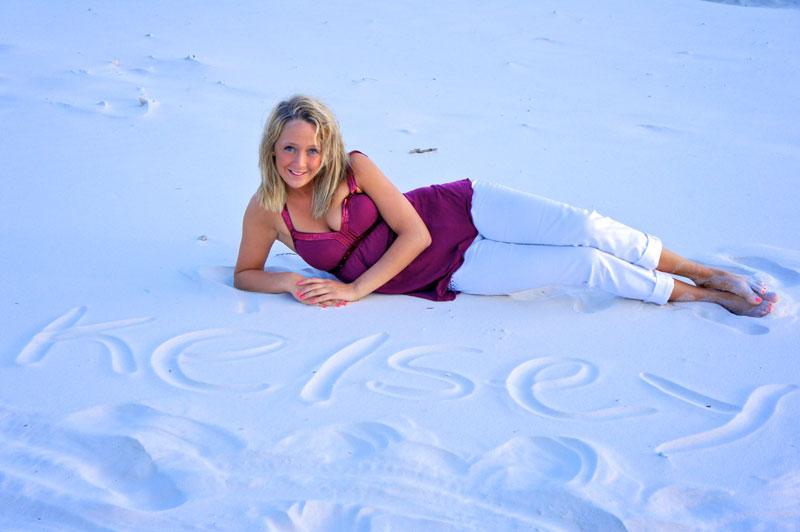 Senior Portraits Beach Gulf Shores Photographer