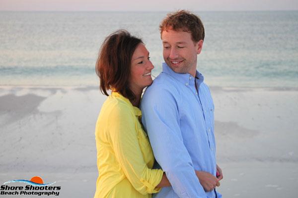 beach engagement photographers near gulf shores Alabama photography