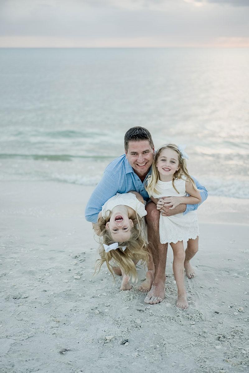 Spring Break Beach Portraits Sanibel Fort Myers Beach Photographers