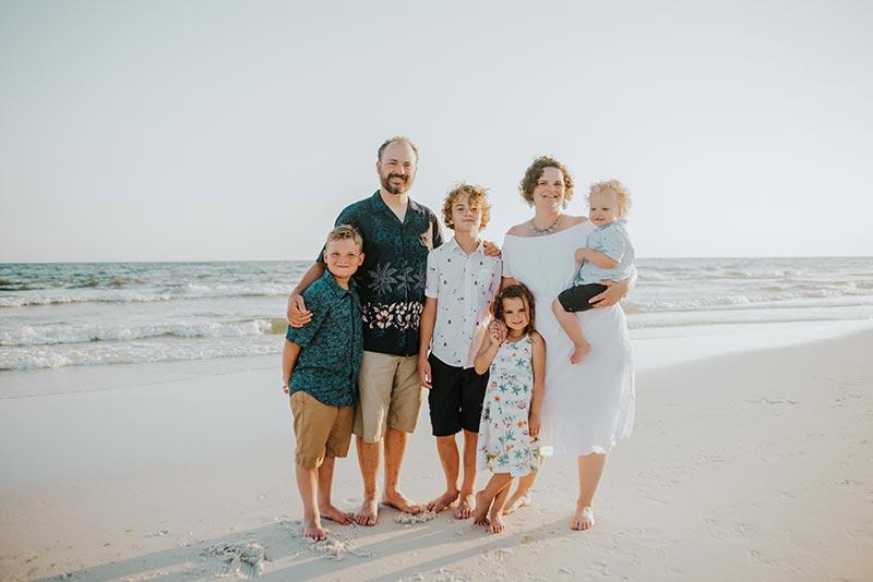 Seagrove Beach Family Reunion 30A Photographer Santa Rosa Beach Photography Seaside Grayton Beach Photos
