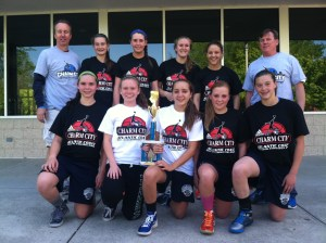 NJ Shoreshots 8th Grade Charm City Champs