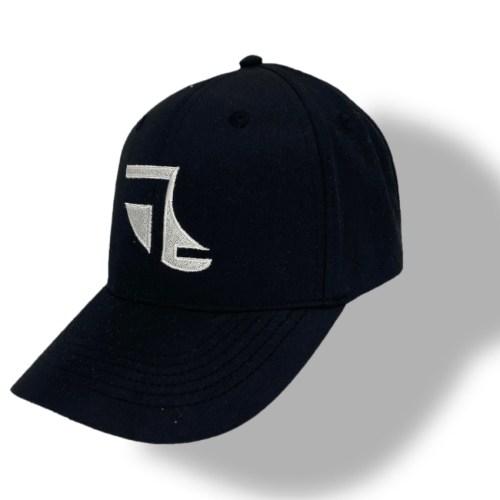 ShoreTees Black Baseball Cap