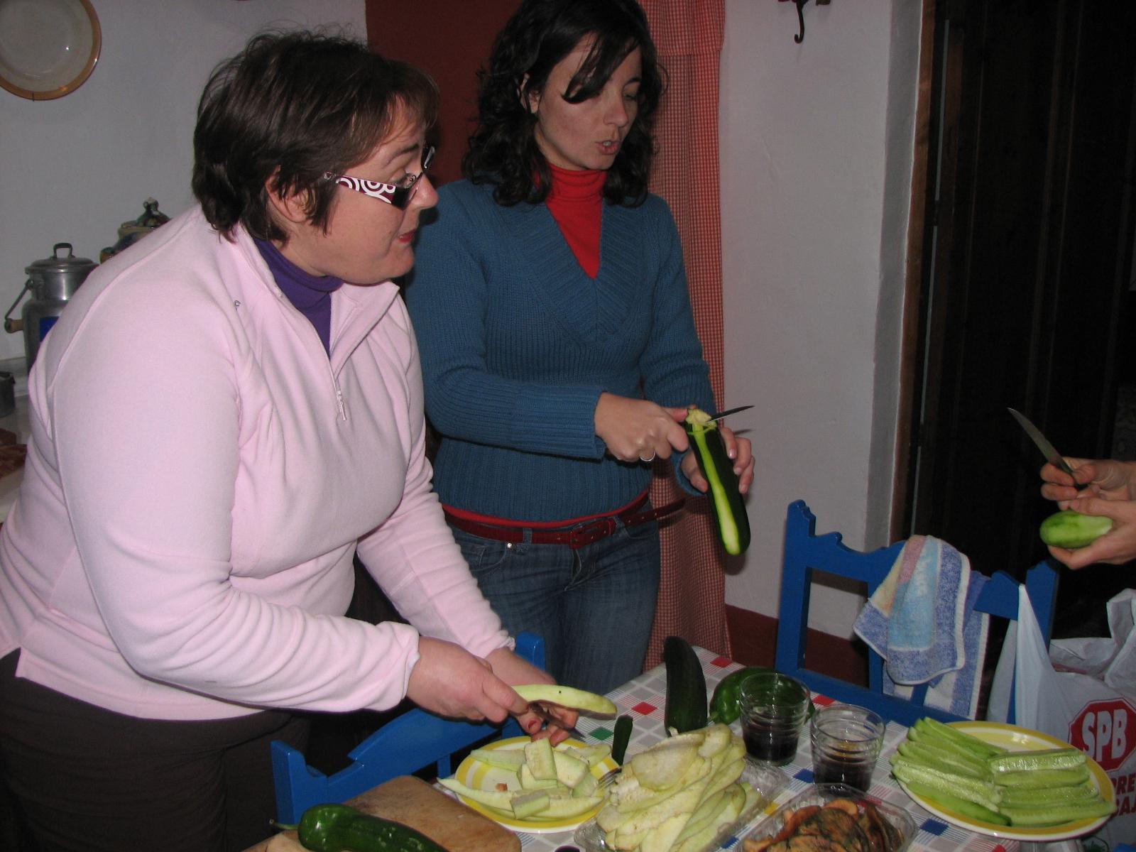 Las jefas de cocina