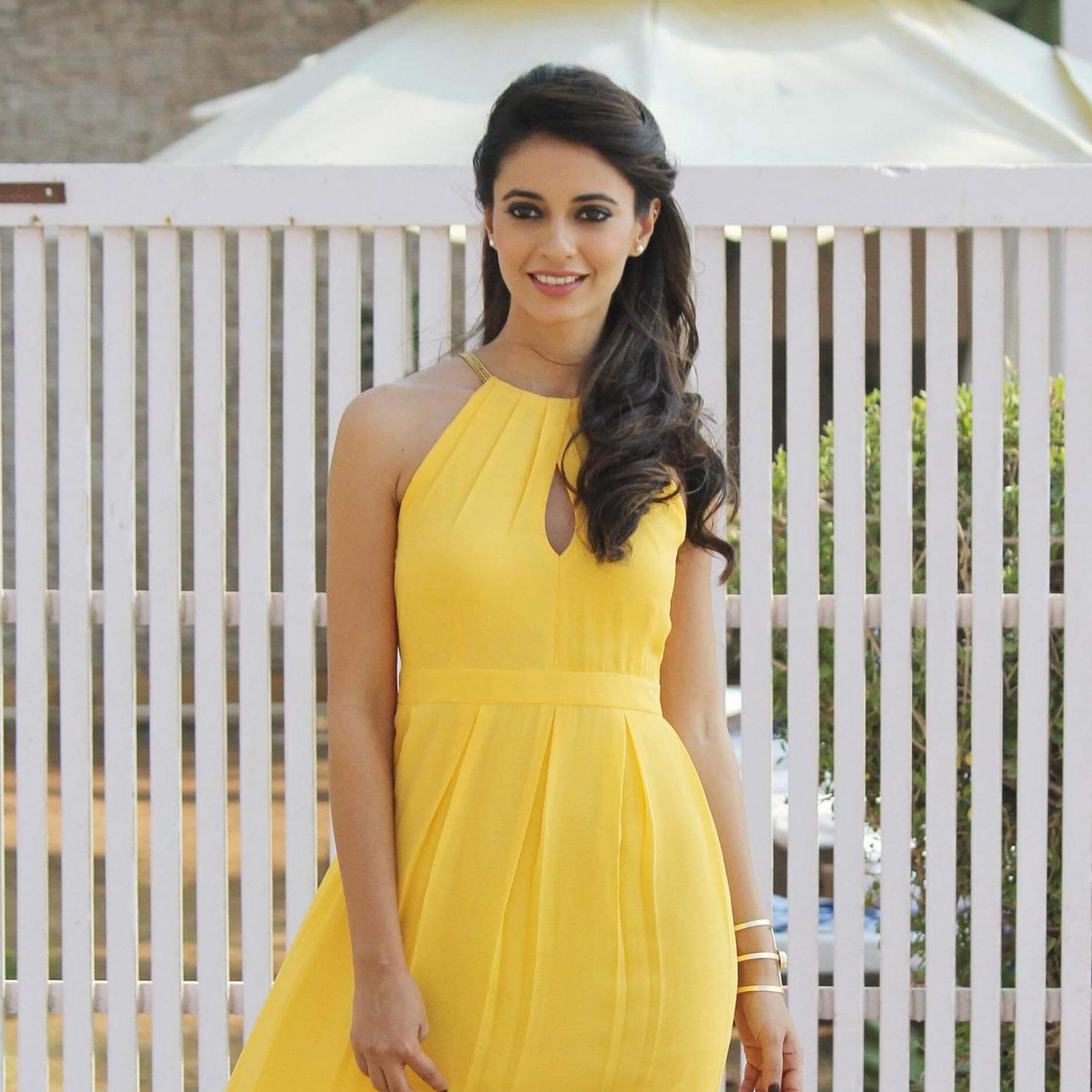 Ayesha Khanna Smiling