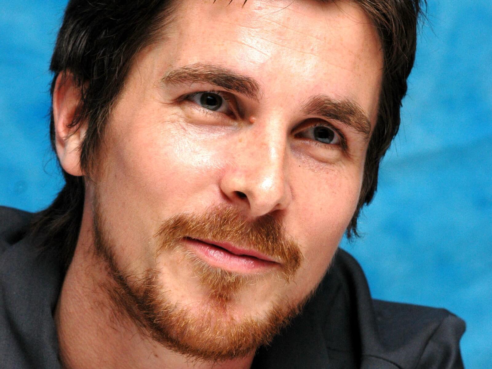 Christian Bale 2014