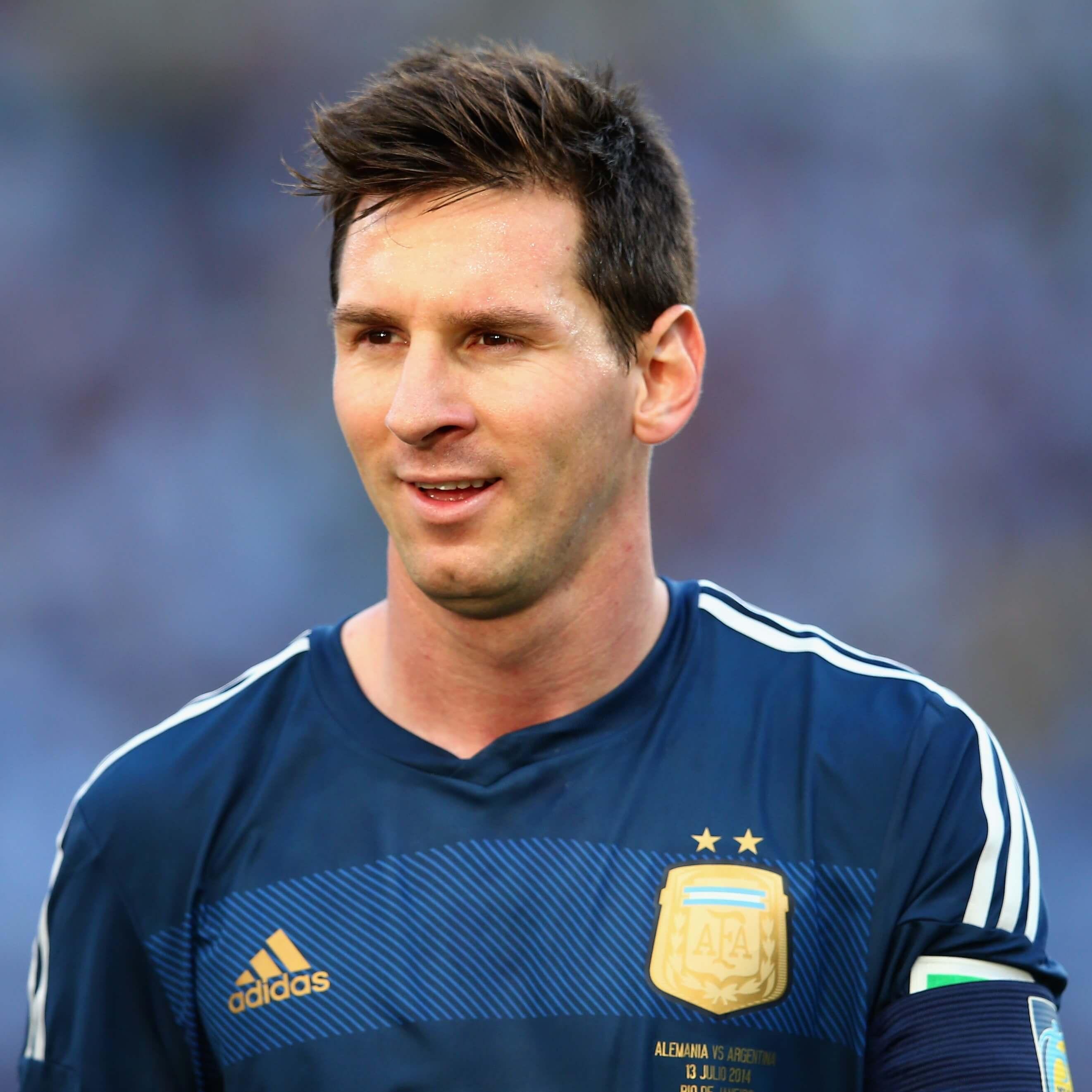 Lionel Messi praised by Lyon boss Bruno Genesio after ...  |Lionel Messi