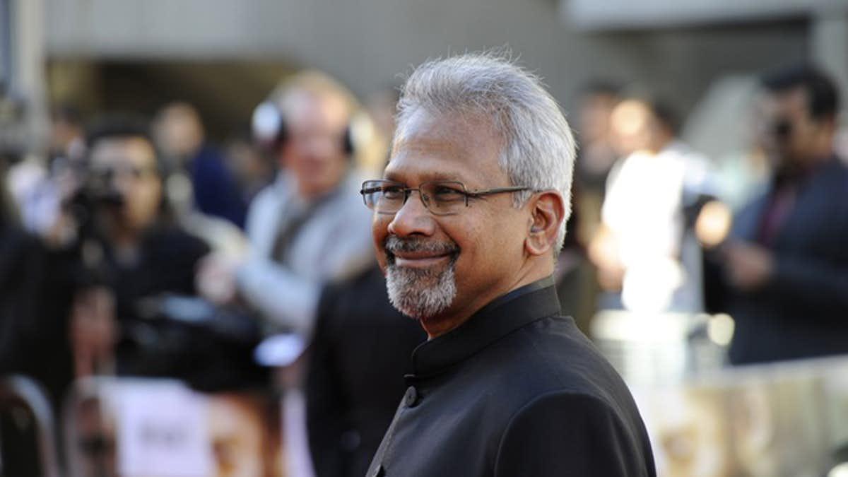 Director Mani Ratnam