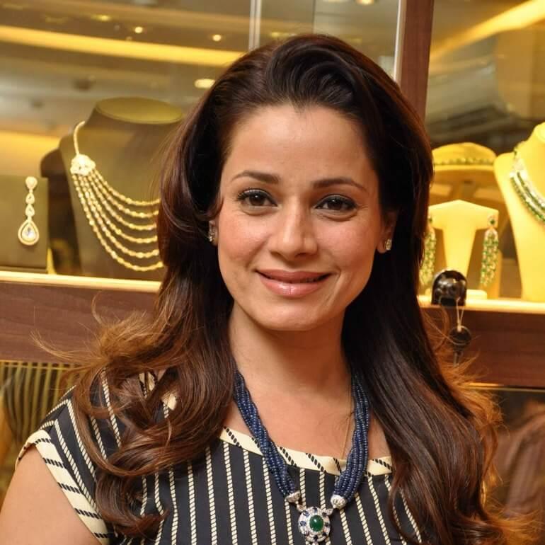 Actress Neelam Kothari