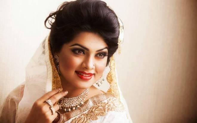 Bangladeshi Actress Tisha