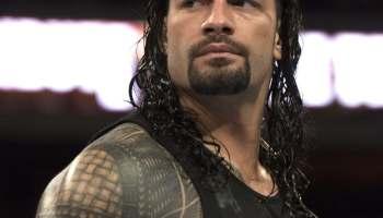 Roman Reigns in 2016