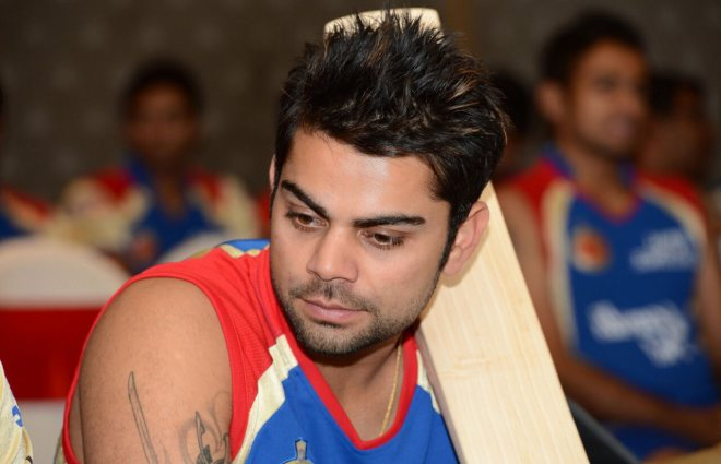Virat Kohli Cricketer