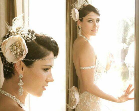 Wedding Hairstyles For Short Hair 2012 – 2013