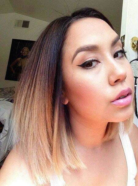 18 Ombre Hairstyles For Short Hair Crazyforus