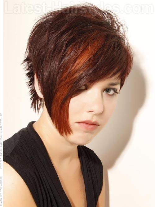Cute Short Haircuts For Round Faces Short Hairstyles 2019