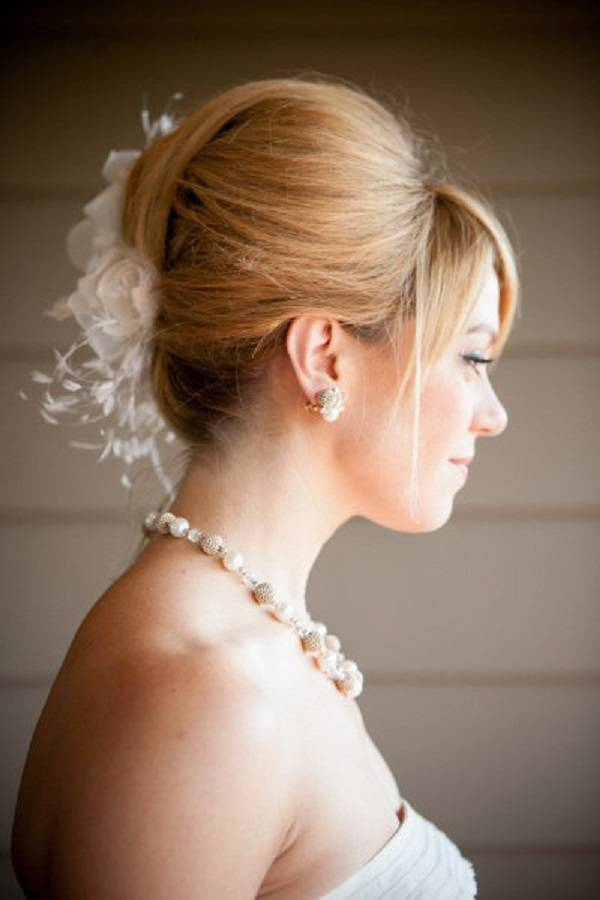 Cute Short Hairstyles For Weddings Short Hairstyles 2019