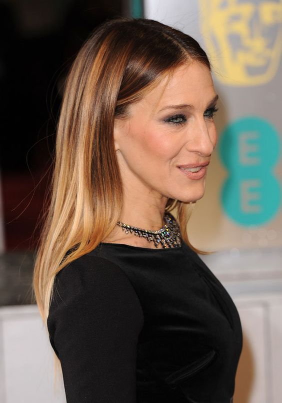 Sarah Jessica Parker Long Hairstyles Short Hairstyles 2019
