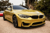 M4 Coupe on Short Term Leasing